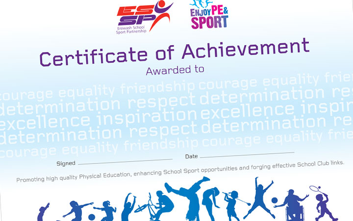 Sports Certificates Templates Free Download Mandegarfo
